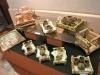 tasas de cerámica esmaltada