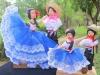 Bailarinas paraguayas